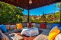 6 bedroom luxury villa in Kalkan sleeps 11 people with sea views