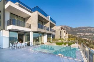 3 bedroom luxury villa in Kalkan with sea views