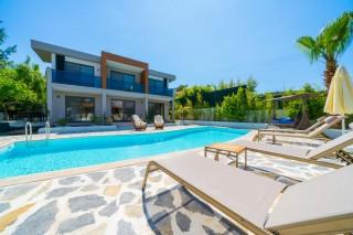 3 bedroom luxury villa in Hisaronu with secluded pool, sleeps 5