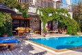 4 bedroom villa which sleeps up to 8 people, located in Kayakoy